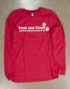 Canvas Long Sleeve Tee, Assorted colors