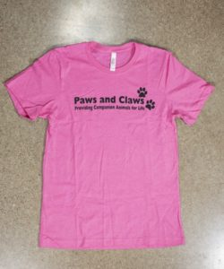 Canvas Short Sleeve Tee, Assorted Colors